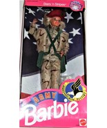 Barbie Doll - Specail Edition Stars n Stripes Army Barbie  - $30.00