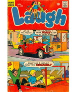 Laugh Comics #224 FN; Archie | save on shipping - details inside - $5.50
