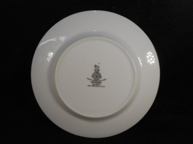 "Vintage Royal Doulton English Bone China Reflection 6 1/2"" Butter Plate"