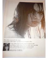 Vintage Helene Curtis Quik Care Conditioning Print Magazine Advertisemen... - $6.99