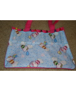 Hello Kitty Child's Tote / Art Bag Coloring Bag  PERSONALIZATION AVAILABLE - $30.00
