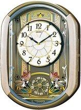Seiko Clock Clock Wall Clock Wave Symphony Radio Clock Trick RE567G - $850.32