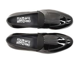 Salvatore Ferragamo Roxy Wedding Formal Loafers Size 9 New - $316.31