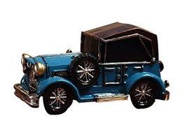 Nostalgic Retro Classic Beetle Car Decoration Handmade Car Decoration Props Blue - $25.41