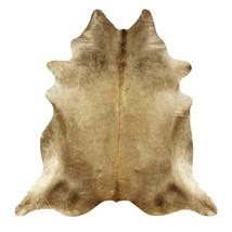 Ballard Design 5x5 6x7.5 9x12 Natural Cowhide Rug - Sand  - $169.00+