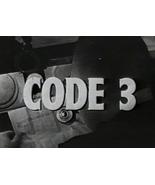 CODE 3 (1957) 21 Episodes (UPDATED) - $14.95
