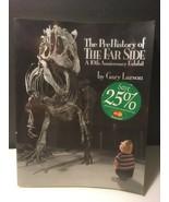 Vintage Book Prehistory of the Far Side Gary Larson - $9.50