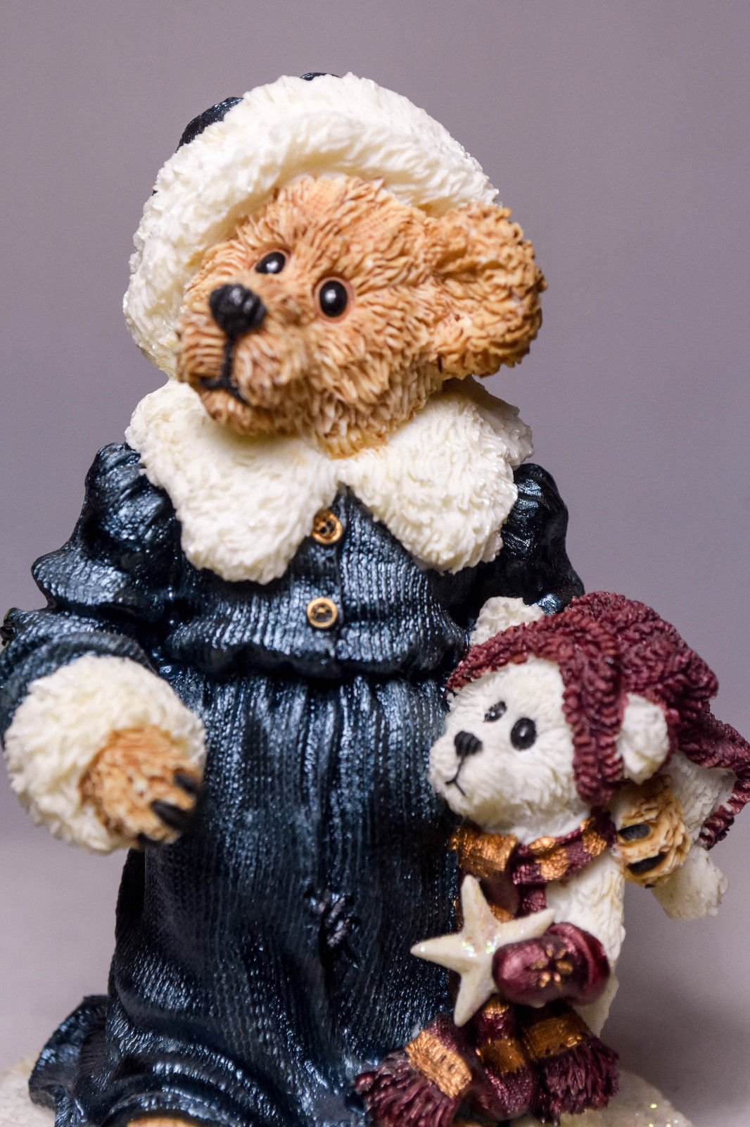 Boyds Bears: Genevieve Berriman With Brady - Style #22837 - Catch A Falling Star image 2