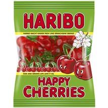 Haribo HAPPY CHERRIES Gummies -200g -Made in Germany FREE SHIPPING - $7.71