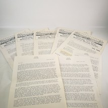 5 Issues 1986 Battleship New Jersey BB-62 Historical Museum Society News... - $19.99