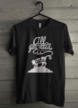 All You Need Is Cats Men's T-Shirt - Custom (4684) - $19.12+