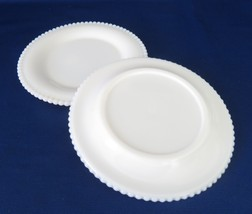 Westmoreland Beaded Edge Bread & Butter Plates, Line 22, c. 1940's-50's - $16.00