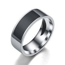 Smart ring NFC multi-functional waterproof smart ring smart wearing fing... - $16.03