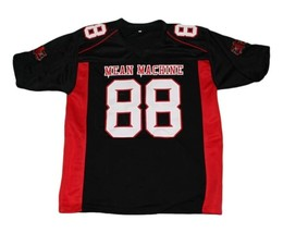 Deacon #88 Mean Machine New Men Football Jersey Black Any Size image 1