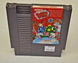 Bubble Bobble (Nintendo, 1988) TESTED NES Authentic - $23.01