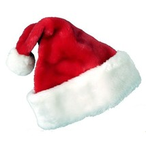 Womens Mrs Santa Claus Elf Christmas Xmas Holiday Costume Hat Adult cos... - $7.99