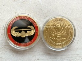 Air Assault Airborne School Us Army Challenge Coin Fast Ship - $9.12
