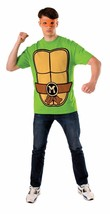 Rubies TMNT Michelangelo Teenage Mutant Ninja Turtle Adult Men Halloween... - $24.99