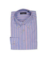 Canali Classic Slim Fit Long Sleeve Casual Dress Shirt NEW Size S CST 221 - £61.54 GBP