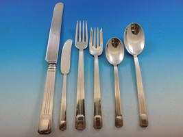 Century by Tiffany & Co Sterling Silver Flatware Set 8 Service 52 pcs Di... - $9,895.50