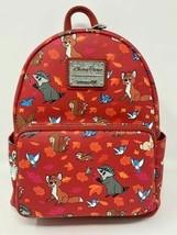 Disney Parks Forest Friends Loungefly Mini Backpack Woodland Meeko Tod O... - $84.14