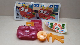 Kinder - K03 96 Suitcase + paper + sticker - surprise egg - $1.50