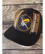 Martin Marietta Space Shuttle Mission Success Worn BLue Snapback Trucker... - $19.79