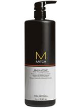 John Paul Mitchell Systems  Mitch Heavy Hitter Shampoo