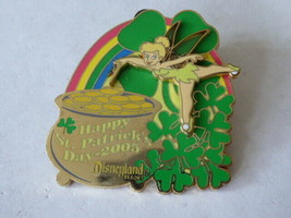 Disney Trading Pins 37331 DLR - St. Patrick's Day 2005 (Tinker Bell) - $18.58