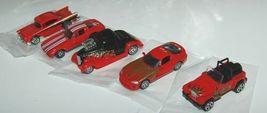 Amoco Racing Street Wheels Champions 12 Car Set 24 Piece Carrying Case image 6