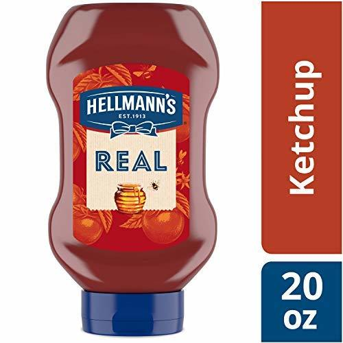 Hellmann's Real Ketchup Sweetened Only with Honey, 1.35 lb