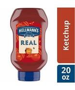 Hellmann's Real Ketchup Sweetened Only with Honey, 1.35 lb - $12.99