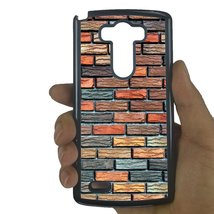 Brick texture image LG G4 case Customized Premium plastic phone case, de... - $12.86