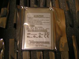 "Toshiba 15 GB,Internal,4200 RPM,1.8"" (MK1504GAL) Hard Drive - $9.89"