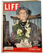 LIFE Magazine VTG Sept 19 1960 RARE Sample Copy Grandma Moses Olympics J... - $26.61