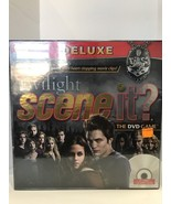 Twighlight Scene It? The DVD Game Deluxe Edition 2009 Factory Sealed - $34.03