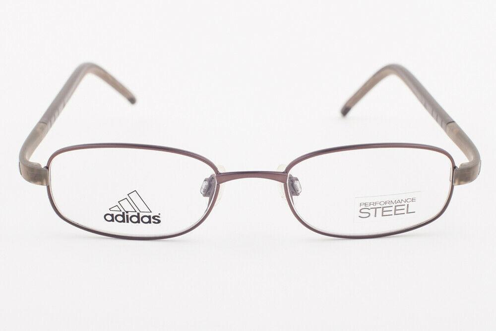 Adidas AD999 40 6054 LiteFit Mud Brown Eyeglasses AD999 406054 45mm