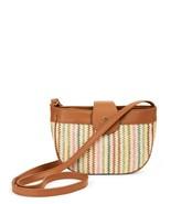 Time and True ~ Handbag ~ Multi Stripe Crossbody ~ Purse ~ Valeria ~ NWT - $20.00