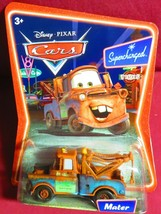 1/55 Scale, Disney Pixar Cars, Supercharged Mater - $10.88