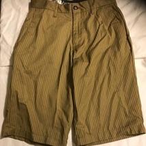 Volcom Stone Frickin Chino Shorts Black $45
