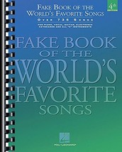 Fake Book of the World's Favorite Songs: C Edition (Hl 00240072) [Plasti... - $10.88