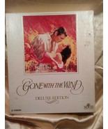 Gone With The Wind Deluxe Edition Clark Gable Vivien Leigh Civil War 079... - $17.82