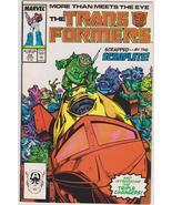 Transformers #29 - $3.00