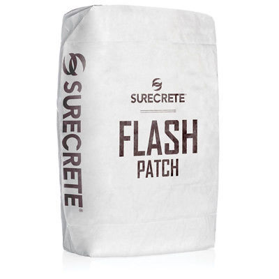 Flash Patch- Fast setting thin concrete repair.For spalled or spalling concrete