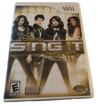Disney Sing It: Party Hits (Nintendo Wii, 2010) - $5.93
