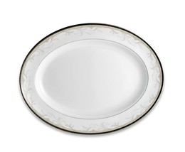 """Waterford Brocade Oval Platter 15.25"""" New with Tag Discontinued Gorgeous... - £131.85 GBP"""