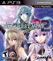 Record of Agarest War 2 - Playstation 3 [video game] - $19.77
