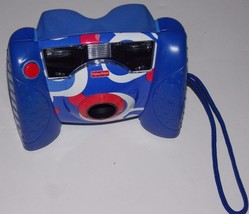 Fisher Price Kid Tough Digital Camera Blue Tested - $39.99