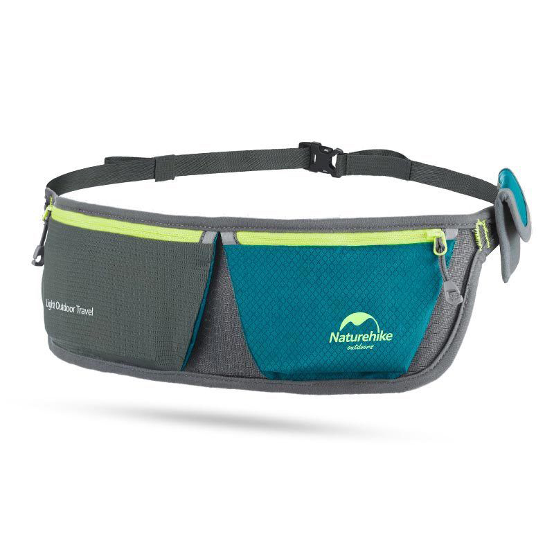 Naturehike Outdoor Ultralight Double-bags Multifunctional Running Waist Bag Wate