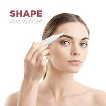 Fancii Ladies Electric Facial & Body Trimmer, Wet & Dry - for Eyebrow, Bikini, L image 3